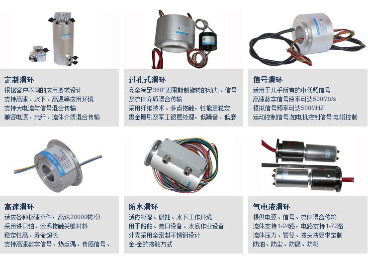 导电滑环产品如何做好细节化处理介绍